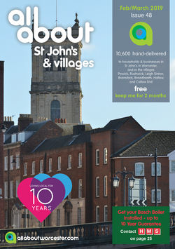 All About St John's & Villages Feb/March 2019 - All About Magazines