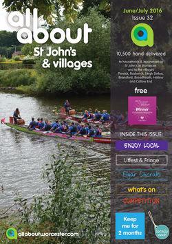 St John's & Villages June/July 2016 - St John's & Villages