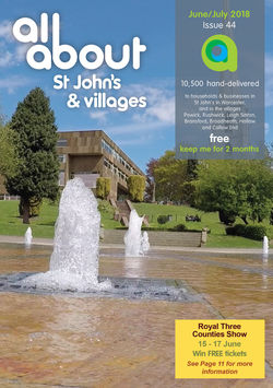 All About St John's & Villages June/July 2018 - All About Magazines