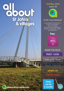 All About St John's & Villages Oct/Nov 2016 - All About St John's