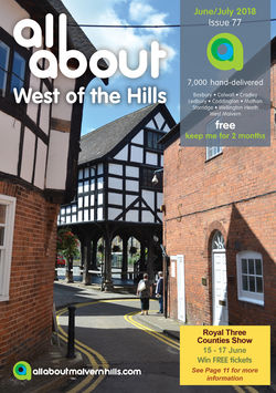 All About West of the Hills June/July 2018 - All About Magazines