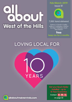 All About West of the Hills Feb/March 2019 - All About Magazines