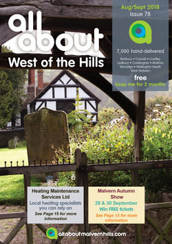 All About West of the Hills Aug/Sept 2018 - All About Magazines