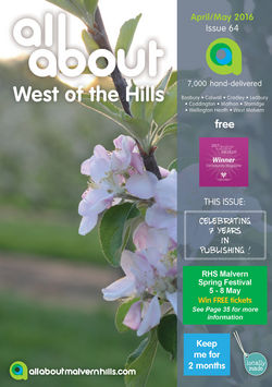 All About West of the Hills April/May 2016 - All About West of the Hills