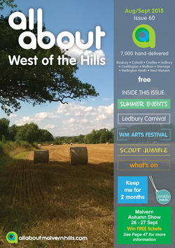 All About West of the Hills Aug/Sept 2015 - West of the Hills
