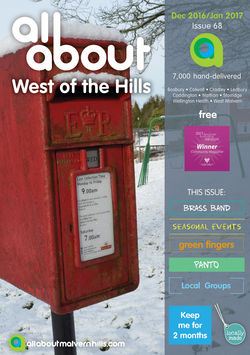 All About West of the Hills Dec/Jan 2016 - All About West of the Hills