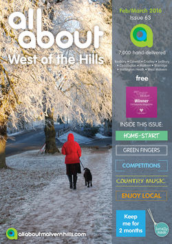 All About West of the Hills Feb/March 2016 - All About West of the Hills