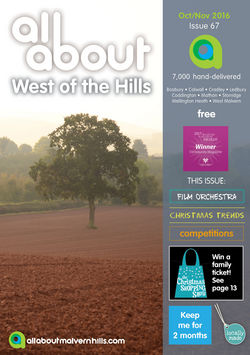 All About West of the Hills Oct/Nov 2016 - All About West of the Hills