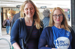 Appeal for volunteer sighted guides in Malvern -