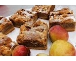 The Nest Recipe: Plum & Almond Slice