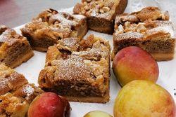 The Nest Recipe: Plum & Almond Slice - The Nest