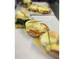 The Nest Recipe: Eggs Benedict with Hollandaise Sauce