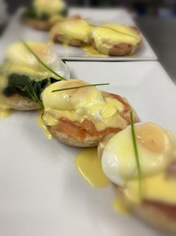 The Nest Recipe: Eggs Benedict with Hollandaise Sauce - The Nest