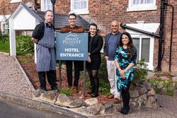 Local hotel supports local charity in Malvern - Mount Pleasant Hotel