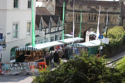 Malvern Arts, Craft & Food Markets - Malvern Arts Market