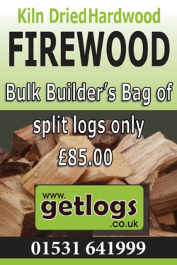 Firewood from Getlogs.co.uk - JH Agriculture