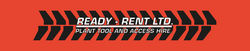 Ready-Rent Ltd - Plant Tool and Access Hire