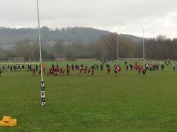 Day 6 - 6 January - Ledbury Rugby Club
