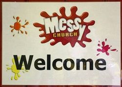 Messy Church - Malvern Priory