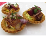 Our Lizzy Recipe: Summer Savoury Tarts
