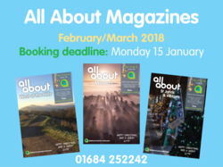 New Year Edition Deadline - All About Magazines