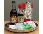 Recipe: Mushroom Noodles