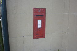 Day 34 - 3 February - Postbox