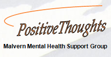 Positive Thoughts : Volunteer Treasurer & Group Befriender -