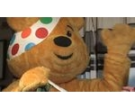 Bunting for Pudsey