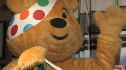 Bunting for Pudsey -