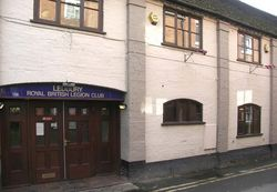 Royal British Legion Club, Ledbury