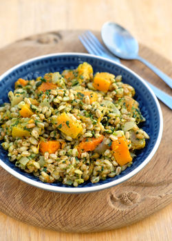 Our Lizzy's Recipe: Autumn Risotto - Our Lizzy Cooking