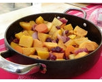 Our Lizzy Recipe: Root Vegetables with Cranberries
