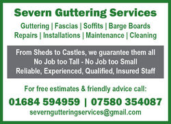 Severn Guttering Services