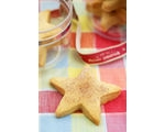 Our Lizzy's Recipe: Festive Spiced Shortbread