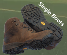 Single Boots