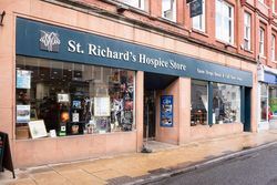 St Richard Hospice set to reopen charity shops - St Richards Hospice