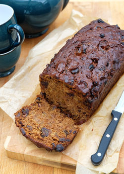 Our Lizzy's Recipe: Spiced Tea Loaf - Our Lizzy Cooking