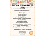 Monthly Market at The Fold, Bransford