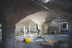 Worcester Cathedral Undercroft Project - Worcester Cathedral