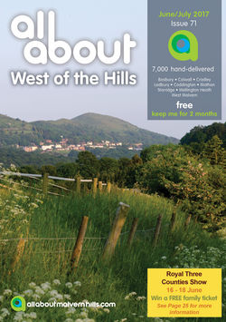 All About West of the Hills June/July 2017 - All About West of the Hills