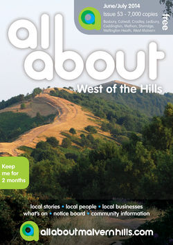 All About West of the Hills June/July 2014 - All About West of the Hills